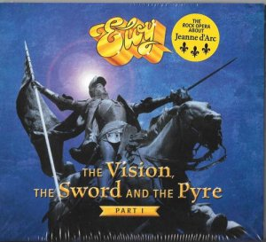Eloy – The Vision, the Sword and the Pyre Pt. 1 (2017)