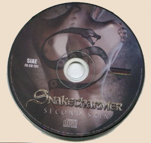 Snakecharmer - Second Skin (CD)