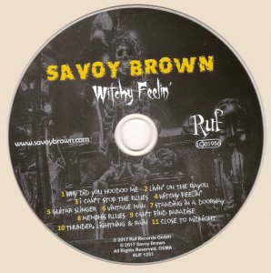 Savoy Brown - Witchy Feelin (CD)