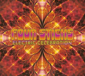 Four Sticks - Electric Celebration (flac)