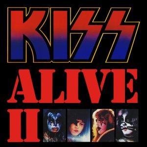 KISS - ALIVE II (Vinyl-Rip)
