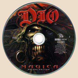 Dio - Magica (Deluxe Edition NEGO 17)