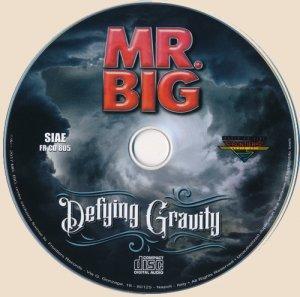 Defying Gravity CD