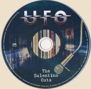 UFO - The Salentino Cuts (CD)