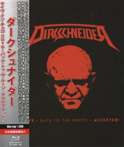 Dirkschneider - Live-Back To The Roots - Accepted (FLAC)