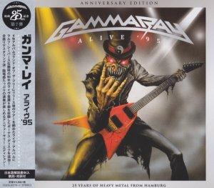 Gamma Ray - Alive '95 (FLAC)