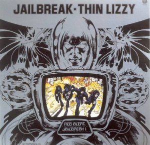 Thin Lizzy - Jailbreak (1st Press Germany) FLAC