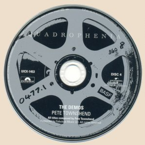 CD4-The Who - Quadrophenia