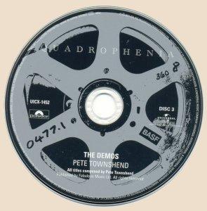 CD3-The Who - Quadrophenia