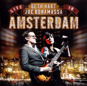 Beth Hart and Joe Bonamassa - Live in Amsterdam (2CD)