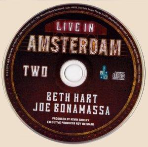 CD2-Joe Bonamassa - Live in Amsterdam