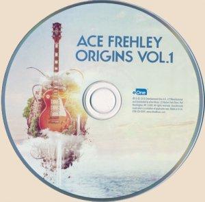 CD-Ace Frehley - Origins
