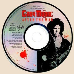CD-After The War (VJD-32105)