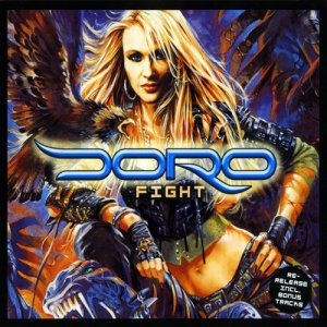 Doro - Fight re-release