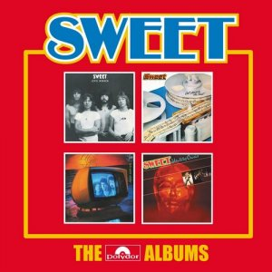The Sweet - The Polydor Albums