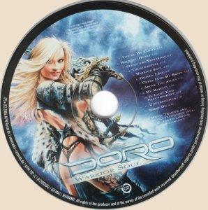 CD_Warrior Soul