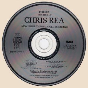 CD_New Light Through Old Windows