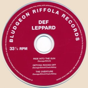 1979 The Def Leppard EP