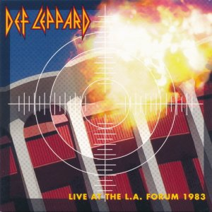 2018 Live At The LA Forum 1983