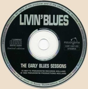 CD_The Early Blues