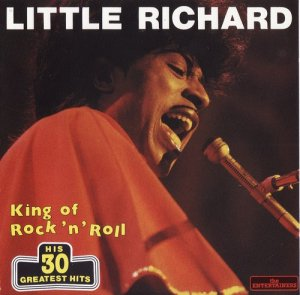 Little Richard ‎– King Of Rock 'N' Roll - His 30 Greatest Hits (1990)