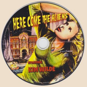 CD_Here Come The Aliens