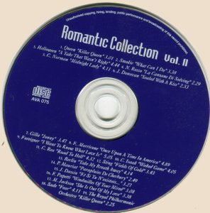 CD_Romantic Collection Vol. 2