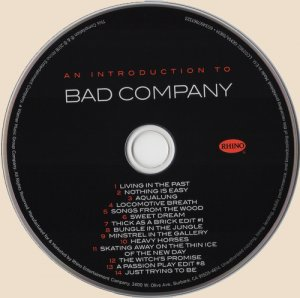 CD_An Introduction To Bad Company