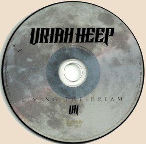 CD_Living The Dream