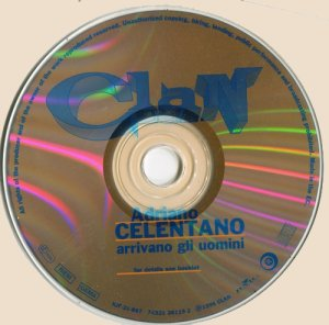 CD_Arrivano Gli Uomini