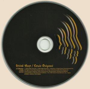 CD_Sonic Origami