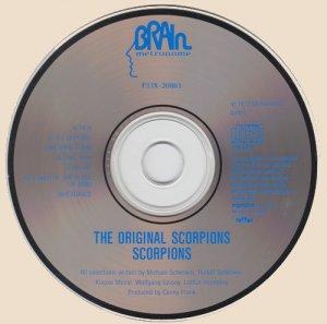 CD_The Original Scorpions