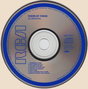 CD_Taken By Force