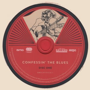 CD1_Confessin' The Blues