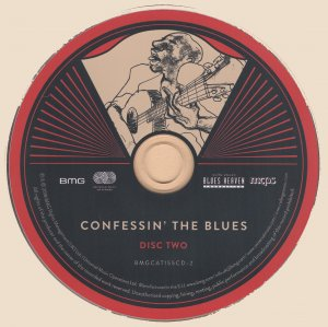 CD2_Confessin' The Blues