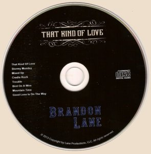 CD_That Kind Of Love
