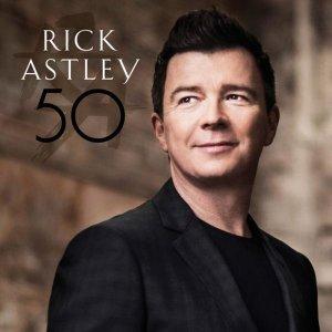 Rick Astley – 50 (2016)