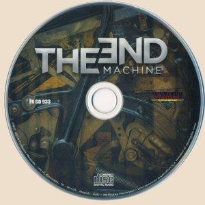 CD_The End MACHINE