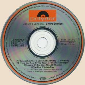 CD_Short Stories