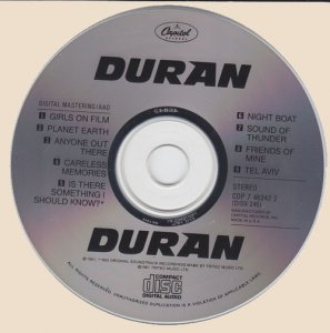 CD_Duran Duran