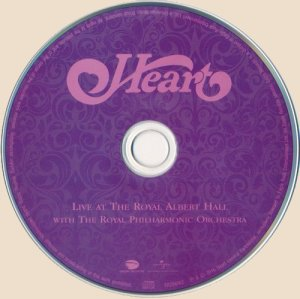 CD_Live At The Royal Albert Hall