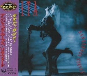 Lita Ford – Dangerous Curves (1991)