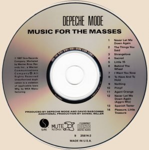 CD_Music For The Masses