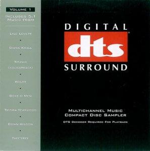 DTS Multichannel Music