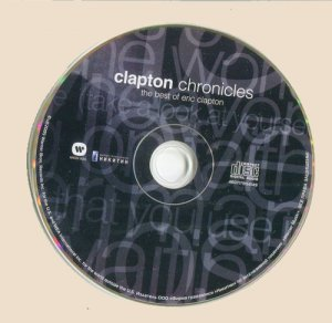 CD_Eric Clapton - Chronicles
