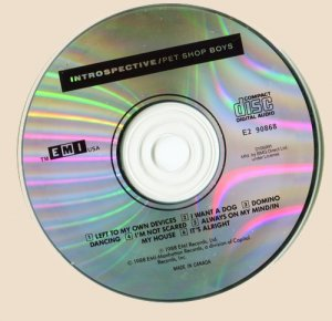 CD_Pet Shop Boys - Introspective