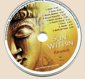 CD_Sun Within