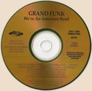 CD_We're An American Band
