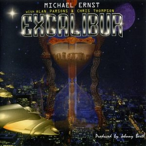 Michael Ernst with Alan Parsons