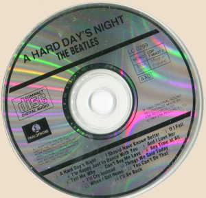 CD_A Hard Day's Night